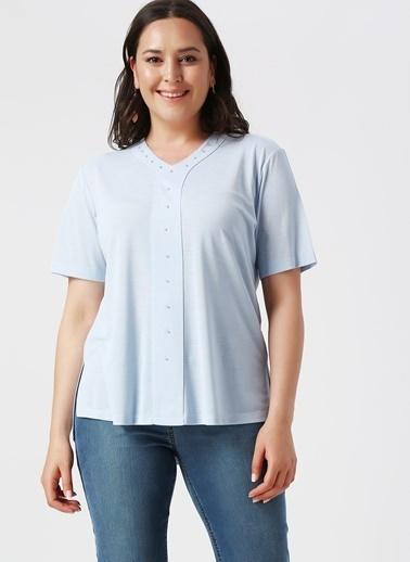 Ekol Tişört Mavi